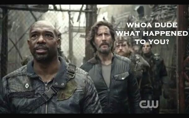 "The 100 ""Join or Die"" Photo Recap – Everything is Awesome"