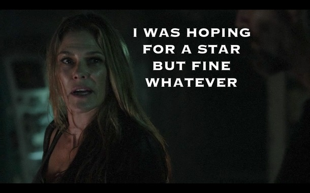 "The 100 ""Shifting Sands"" Photo Recap – A Spot of Indigestion (5 5"